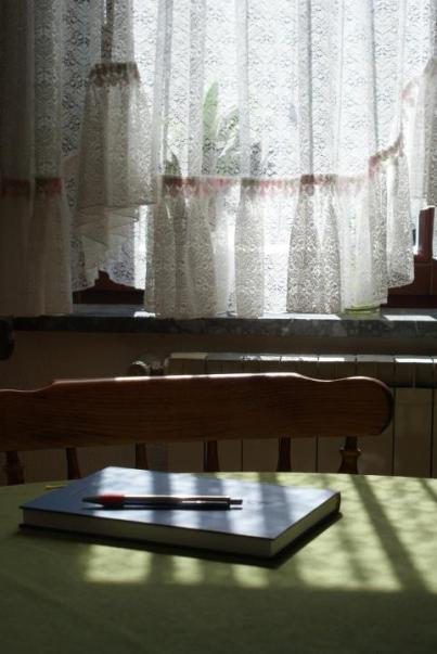 Brigita Windowsill